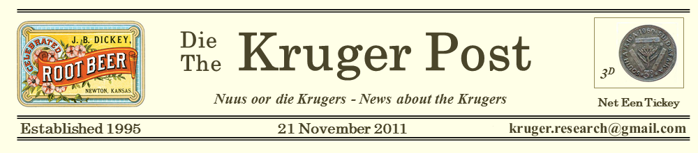 The/Die Kruger Post